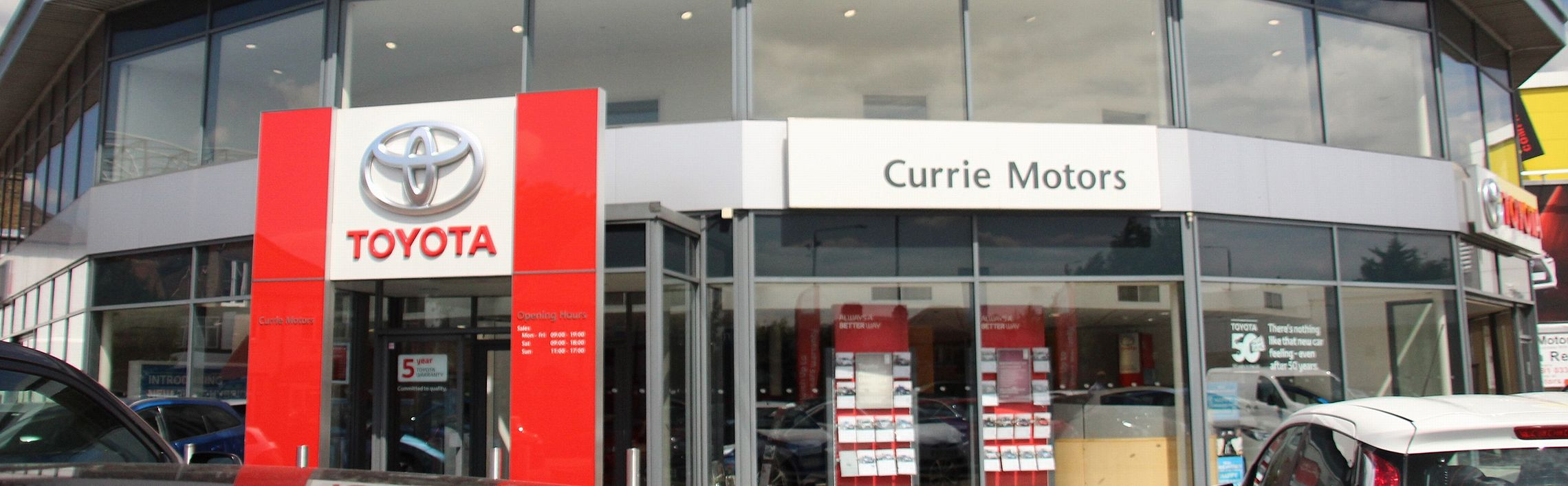 Currie Motors (Twickenham)
