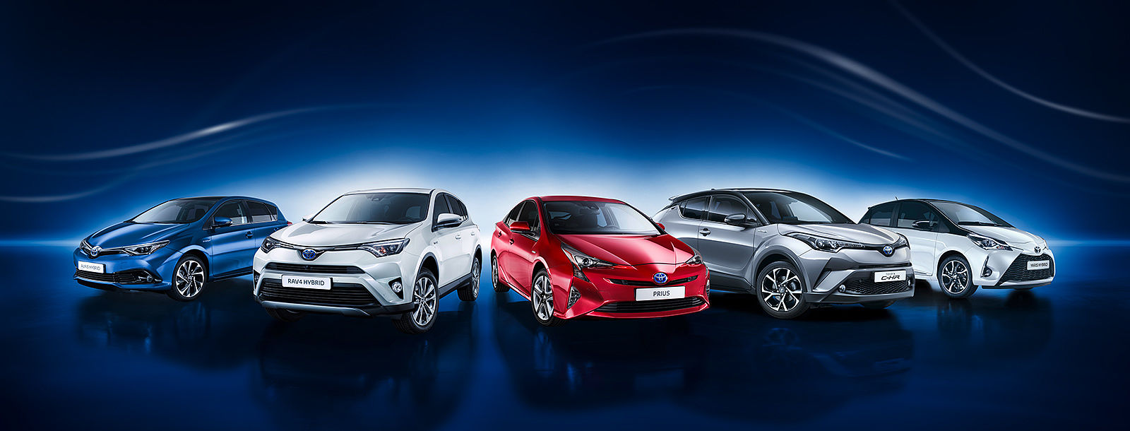 Toyota Hybrid Benefits